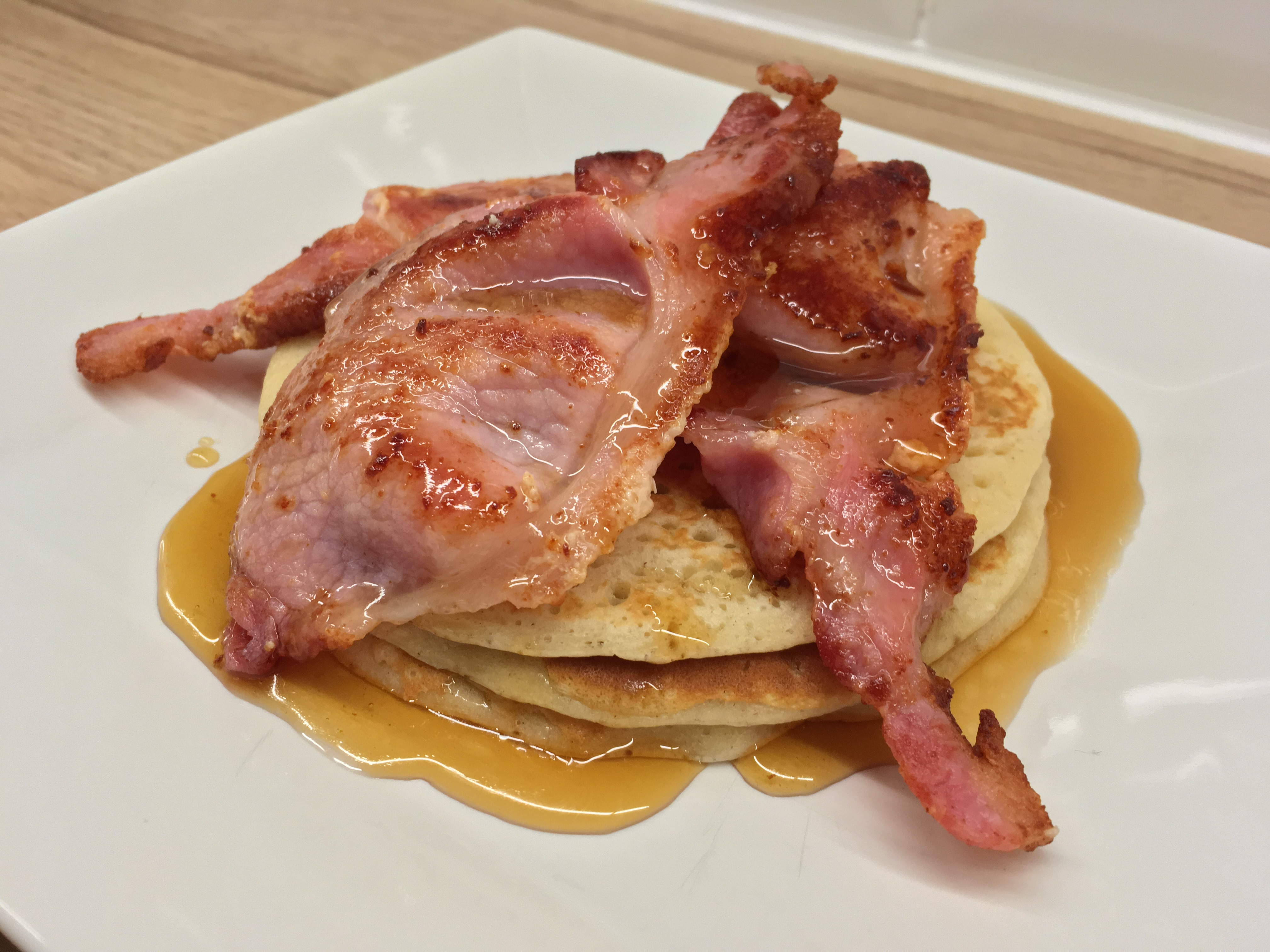 American Diner Style Pancakes Kenny Mcgovern