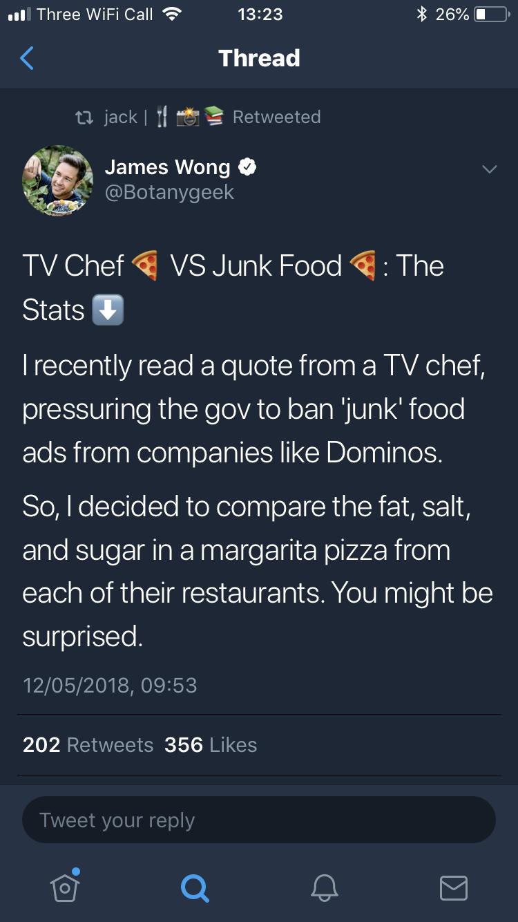 Jamie Oliver Vs Domino's